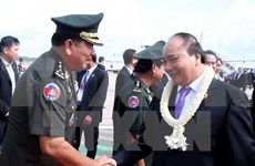 Premier vietnamita concluye con éxito participación en novena Cumbre de CLV