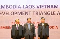 Declaración conjunta de la novena Cumbre del Triángulo de Desarrollo CLV