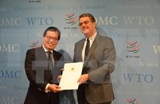 Elogia OMC logros socioeconómicos de Vietnam