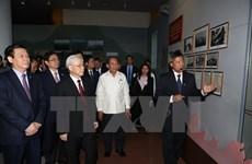 Dirigente laosiana destaca el éxito de visita del líder partidista de Vietnam