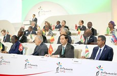 Clausuran la XVI Cumbre de la Francofonía