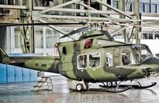 Hallan helicóptero militar perdido en Indonesia