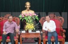 Fortalecen Vietnam y Laos cooperación interprovincial