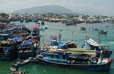 Tra Vinh apoya a los grupos cooperativos en la pesca en alta mar