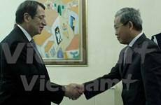 Chipre desea robustecer relaciones multifacéticas con Vietnam