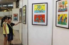 Vietnam participa en Festival de Diarios Ilustrados para Niños Asiáticos
