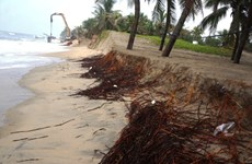 Aprueban propuesta de asistencia a provincia central en enfrentamiento a erosión