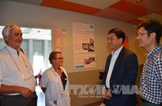 Hanoi firma acuerdo de cooperación en salud con París