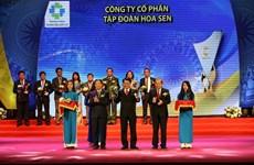 Resaltan papel pionero de empresas vietnamitas en mercado nacional e internacional