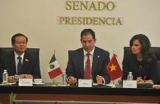 Fomentan Vietnam y México cooperación legislativa