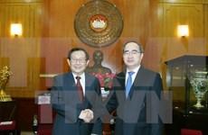 Vietnam y China fortalecen nexos entre organizaciones de masas