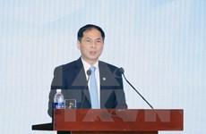 Inauguran Reunión Informal de Altos Funcionarios de APEC en Hanoi