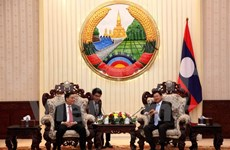 Vietnam y Laos intensifican cooperación en ciencia y tecnología