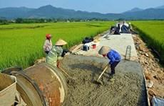 Provincia norvietnamita de Dien Bien acelera construcción de áreas rurales de estilo nuevo