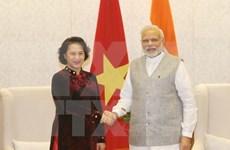 Visita de líder parlamentaria de Vietnam consolida base para relaciones con India