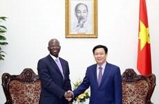 Banco Mundial dispuesto a ayudar a Vietnam en la reforma de empresas estatales
