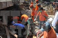 Más de ocho mil heridos y muertos por terremoto en Indonesia