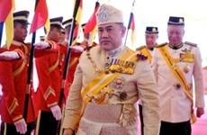 Muhammad V asume el trono como nuevo rey de Malasia