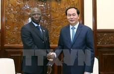 Presidente vietnamita insta a BM a elaborar marco de Estrategía de Asociación con el País