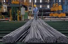 Consumo de acero en Vietnam registra fuerte aumento