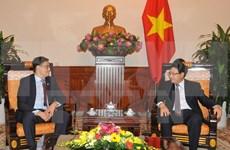 Vietnam continúa intensificando cooperación económica con Venezuela