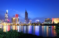 Ciudad Ho Chi Minh recibe más de cinco millones 200 mil visitantes extranjeros este año