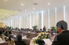 Inauguran conferencia entre tribunales de provincias fronterizas de países indochinos