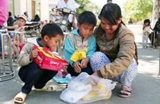 Promueven campaña por pobres en Vietnam en ocasión del Año Nuevo Lunar
