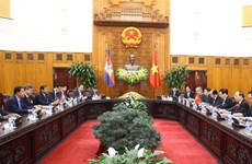 Vietnam y Cambodia emiten Declaración conjunta