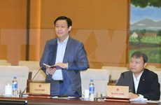 Comité del Parlamento vietnamita revisa informe sobre integración económica