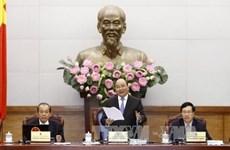 Premier vietnamita encomia 10 logros socioeconómicos del país