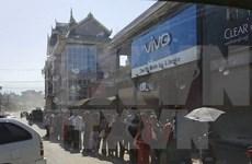 Ejército de Myanmar toma posesión de más puestos rebeldes