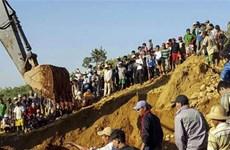 Accidente en Myanmar causa 20 muertos