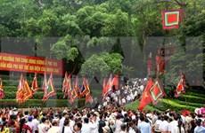 Phu Tho se esfuerza por atraer a más de ocho millones de turistas en 2017
