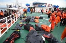 Indonesia: 23 muertos y 17 desparecidos por incendio de un ferry