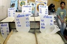 Comercio fronterizo de Tailandia aumentará tres por ciento en 2017