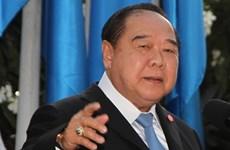 Elecciones generales de Tailandia se celebrarán en 2017