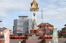 Inauguran Monumento de Amistad Vietnam-Camboya en Kompong Thom
