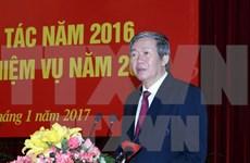 Dirigente vietnamita enfatiza importancia del trabajo de movilización de masas