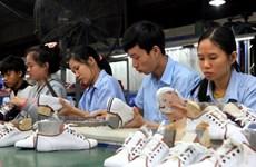 Industria de calzado de Vietnam prevé ingresos multimillonarios de exportaciones en 2017