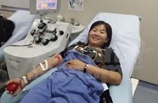 Estimulan donación de sangre en provincias vietnamitas