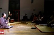 El Artista del Pueblo Xuan Hoach y el canto Xam