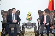 Acuerdo sobre cooperación crediticia promueve vínculos entre Vietnam y Hungría