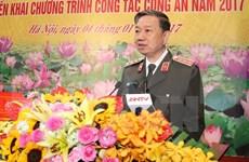 Cooperación de seguridad, pilar de nexos Vietnam – China