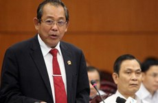 Vicepremier urge a Dak Nong acelerar reforma administrativa para desarrollo económico