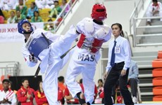 Taekwondistas vietnamitas ganan medallas de oro en Campeonato de Francia