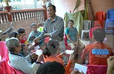 Respaldan a vietnamitas en Camboya afectados por desastres naturales