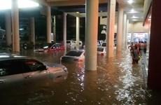Filipinas:Mil 300 personas evacuadas por inundaciones