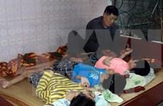 Ministerio de Defensa de Vietnam ayuda a víctimas de Agente Naranja