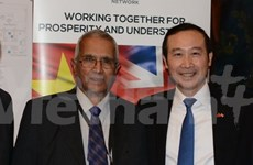 La Red Vietnam-Reino Unido contribuye a impulsar asociación estratégica bilateral